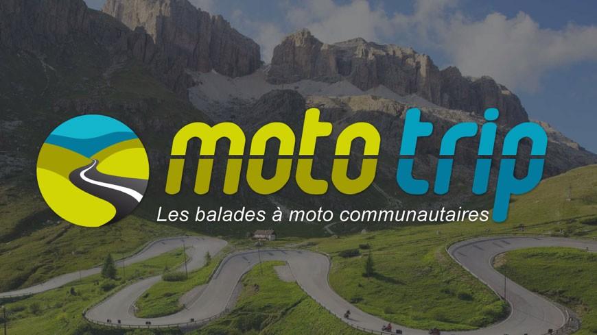 Moto Trip, les balades communautaires